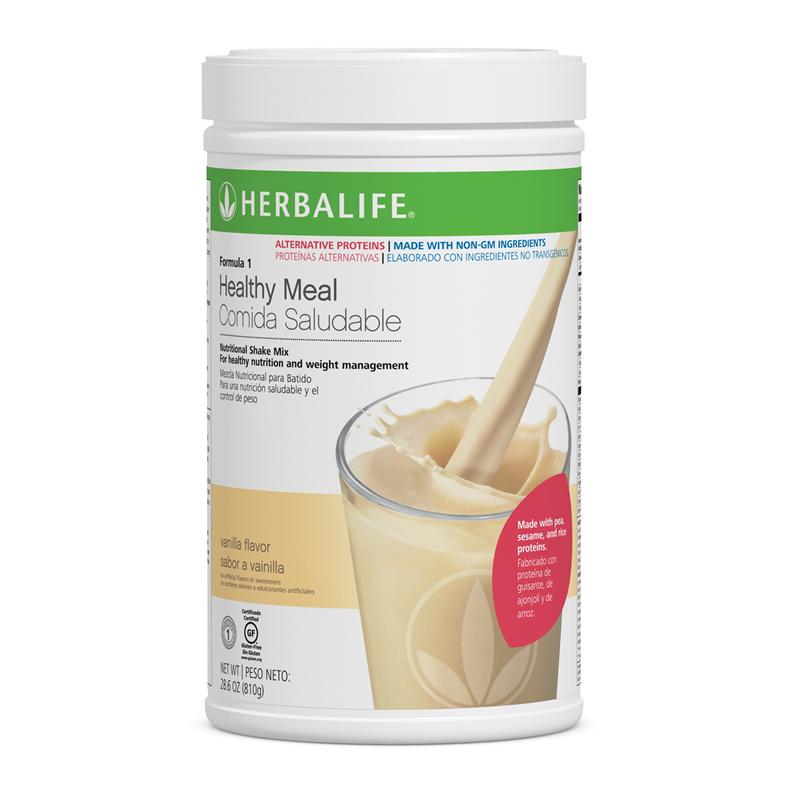 Formula 1 Herbalife Shake 810g with Fiber, 21 Vitamins and ...