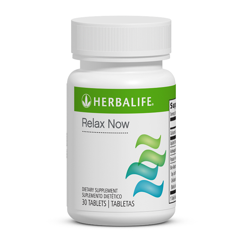 Relax Now Herbalife to ease stress and anxiety